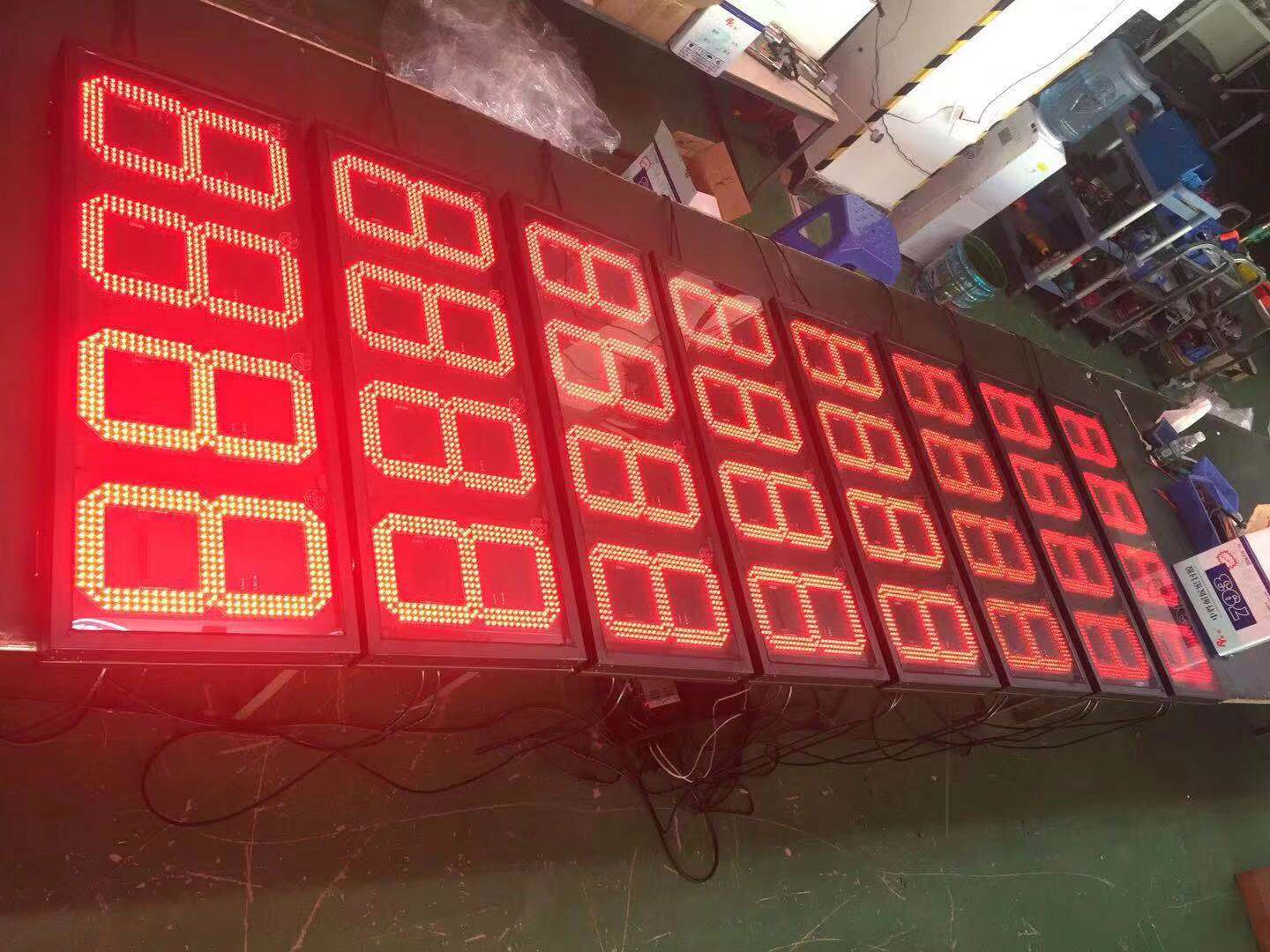 Price Display Products :: Daktronics