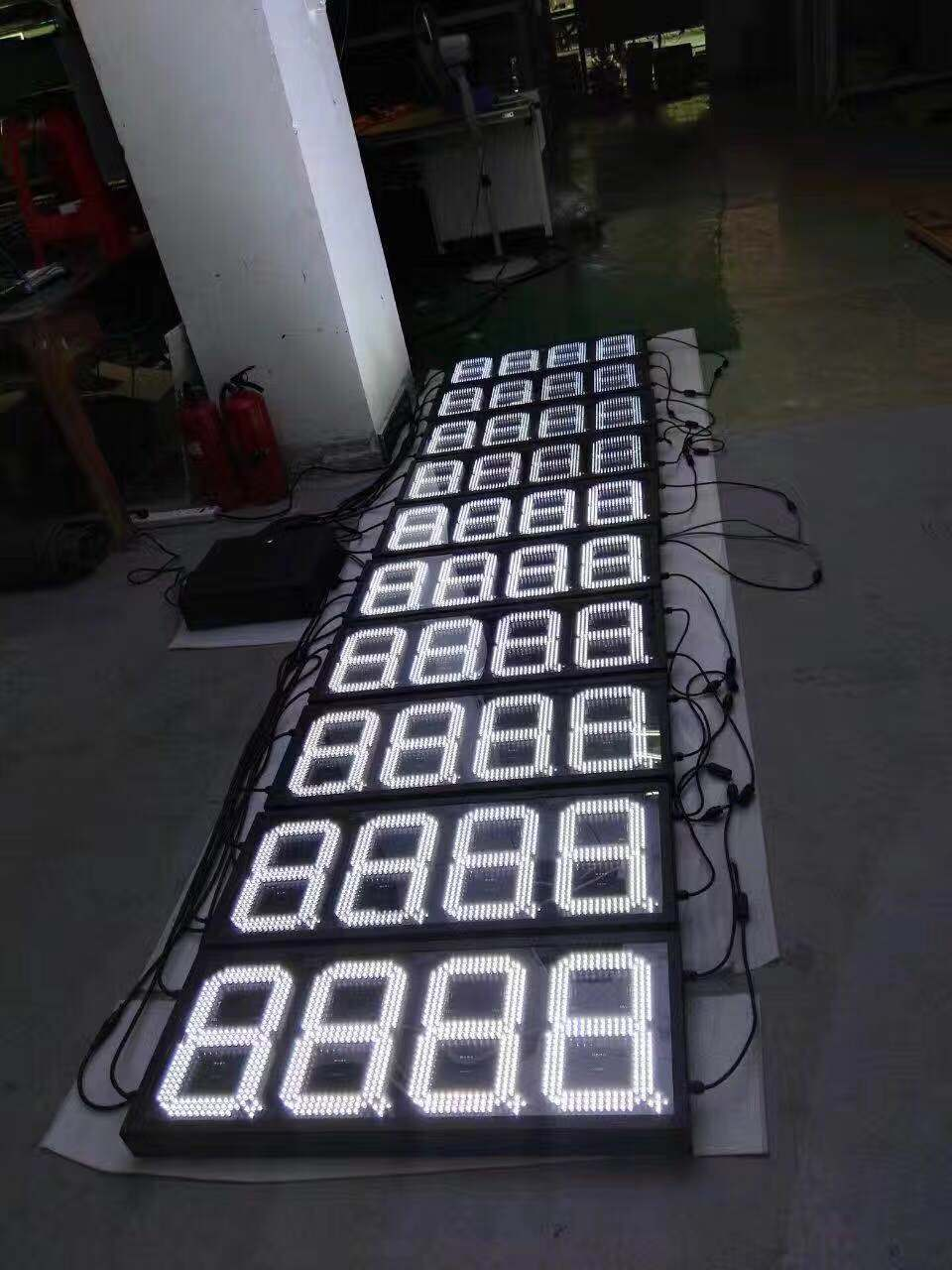 Led Gas Price Sign 12, Wholesale & Suppliers Censtar