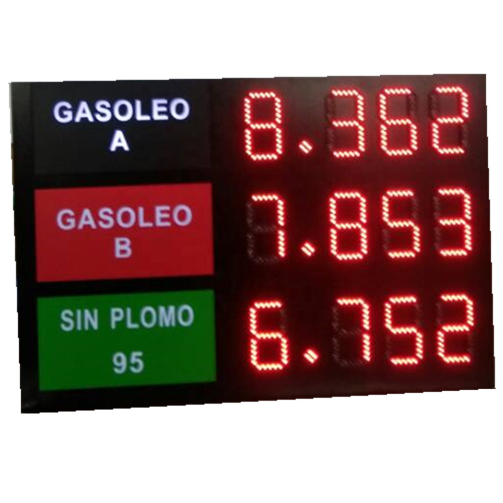 Gas Price Signs Products